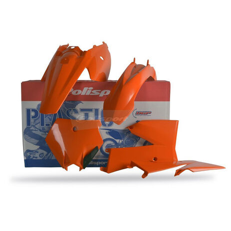 _Kit Plastiques Polisport KTM SX 85 06-12 Orange | 90131 | Greenland MX_