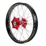 _Roue Arriere Talon-Excel Beta RR 250/300/350/450 13-.. X-Trainer 15-.. 18 X 2.15 Rouge/Noir | TW809LRBK | Greenland MX_