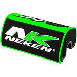 _Mousse de guidon Neken Vert/Noir | 0601-3743 | Greenland MX_