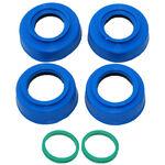 _Kit Protecteur Roulement Roue 4MX Beta Enduro 13-.. Bleu | 4MX-BP-03-BL | Greenland MX_