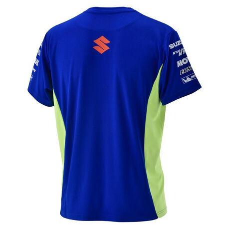 _T-Shirt Suzuki Moto-GP Taichi | 99000-99029-S70 | Greenland MX_