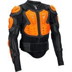 _Protection Integrale Fox Titan Sport Noir/Orange | 10050-016-P | Greenland MX_