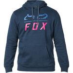_Sweat Fox Furnace Bleu Marine | 23046-007 | Greenland MX_