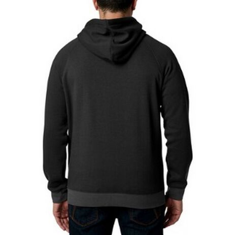 _Sweat à Capuche Fox Drifter Noir | 24826-001-P | Greenland MX_