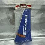 _Blackbird Housse de Selle Husqvarna TC/TE 400/570 01-04 Bleu Traditionnel | BKBR-1607-02 | Greenland MX_