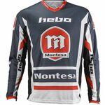 _Maillot Hebo Montesa Classic III | HE2163G-P | Greenland MX_