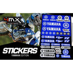_Stickers Varies 4MX Yamaha | 01KITA606Y | Greenland MX_