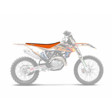 _Housse de Selle Blackbird Double Grip 3 KTM EXC 2020 SX/SXF 19-.. | 1528H | Greenland MX_