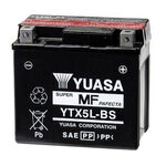_Batterie poweroad sans entretien ytx5l-bs | BY-YTX5LBS | Greenland MX_