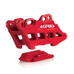 _Guide Chaine Acerbis 2.0 Honda CRF 250/450 R/X 07-16 Rouge | 0017949.110 | Greenland MX_