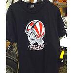 _T-shirt TJ Japan Skull Noir | CABSKULLJP | Greenland MX_