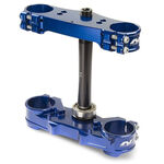 _Té De Fourche Neken Standard Kawasaki KX 250/450 F 14-17 (Offset 23mm) Bleu | 0603-0598 | Greenland MX_