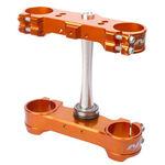 _Té De Fourche Neken Standard KTM SX/SX-F 125/250/350/450 13-17 (Offset 22mm) Orange | 0603-0660 | Greenland MX_