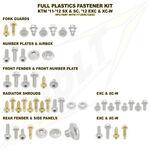 _Kit Vis plastiques Ktm SX 11-13 EXC 12-13 | BO-KTM112SXC1 | Greenland MX_