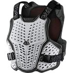 _Gilet de Protection Troy Lee Designs Rockfight CE Flex Blanc | 568003011-P | Greenland MX_