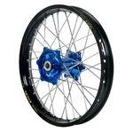 _Roue Arrière Talon-Excel Carbon A60 Suzuki RMZ 07-.. 19 x 2.15 Bleu/Noir | DTW663L2XCA-BK60 | Greenland MX_