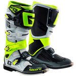 _Bottes Gaerne SG12 Limited Edition Blanc/Jaune Fluor | 2174-051 | Greenland MX_