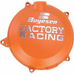 _Couvercle D´Embrayage Boyesen KTM SX-F/EXC-F 250/350 16-17 Husqvarna FC 250/350 16-17 Orange | BY-CC-44CO | Greenland MX_