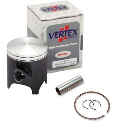 _Piston Vertex Kawasaki KX 250 92-97 1 Segment | 2244 | Greenland MX_