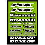 _Stickers varies kawasaki | GK-80412 | Greenland MX_