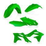 _Kit Plastiques Acerbis Kawasaki KX 250 F 13-16 Vert Fluor | 0016878.131-P | Greenland MX_