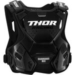 _Plastron Thor Guardian MX Charcoal/Noir | 2701-0868-P | Greenland MX_
