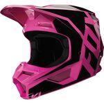 _Casque Fox V1 Prix Rose   25471-170   Greenland MX_