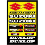 _Stickers varies suzuki | GK-80408 | Greenland MX_