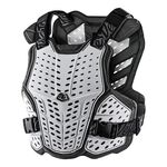 _Gilet de Protection Troy Lee Designs Rockfight Blanc | 582003011-P | Greenland MX_