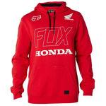 _Sweatshirt Fox Honda Po Rouge | 21146-208-P | Greenland MX_