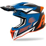 _Casque Airoh Axe Shaded | STKA18-P | Greenland MX_