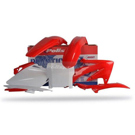 _Kit plastiques polisport CRF 250  06-07   90115   Greenland MX_