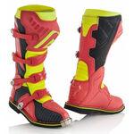 _Bottes Acerbis X-Pro V Rouge/Jaune | 0021596.346.00P | Greenland MX_