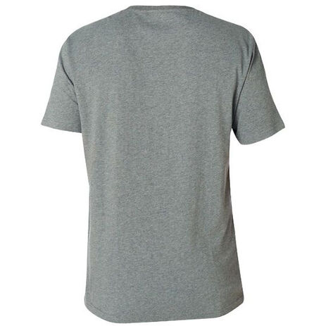 _T-shirt Fox Scrubbed Airline Gris | 21210-572-P | Greenland MX_
