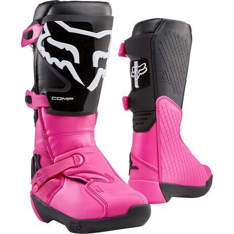 _Bootes Femme Fox Comp Noir/Rose | 24013-285 | Greenland MX_