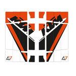 _Autocollants Radiateur Blackbird Replica Trophy 2020 KTM SX/SXF 19-.. EXC 20-.. | A503R19 | Greenland MX_