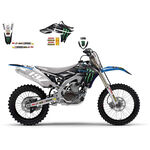 _Kit deco  blackbird team yamaha monster energy yzf 450 10-13 | 2240R | Greenland MX_