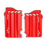 _Kit Grille Radiateur Honda CRF 450 R 13-15 Rouge | 8455800002 | Greenland MX_
