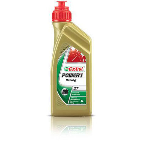 _Castrol Power 1 Racing 2T 1 Litre | LCR2T1L | Greenland MX_