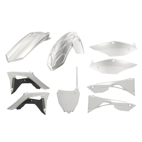 _Kit Plastiques Polisport Honda CRF 450 F 17-.. Transparent | 90771 | Greenland MX_