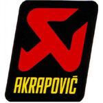 _Adhésif akrapovic 75x58 mm | SXS07540509 | Greenland MX_