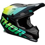 _Casque Thor Sector Fader | 011067AT-P | Greenland MX_