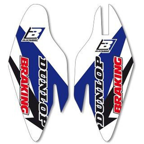 _Autocollants Protections de Fourche Blackbird Yamaha YZ 250/450 F 10-17 | 5237 | Greenland MX_