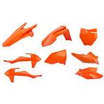 _Kit Plastiques Polisport KTM SX 125/144/250 SX-F 16-..SX 250 17-.. Orange | 90700 | Greenland MX_