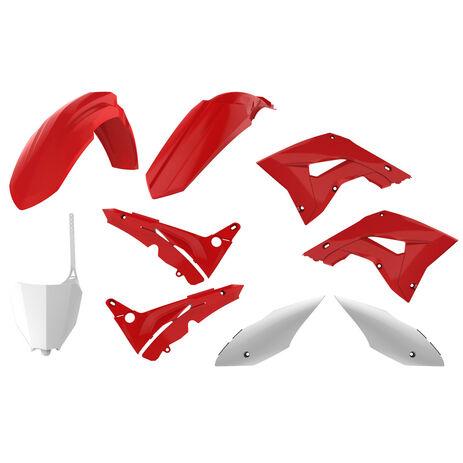 _Kit Plastiques Polisport MX Restyling Honda CR 125/250 02-07 OEM | 90772 | Greenland MX_