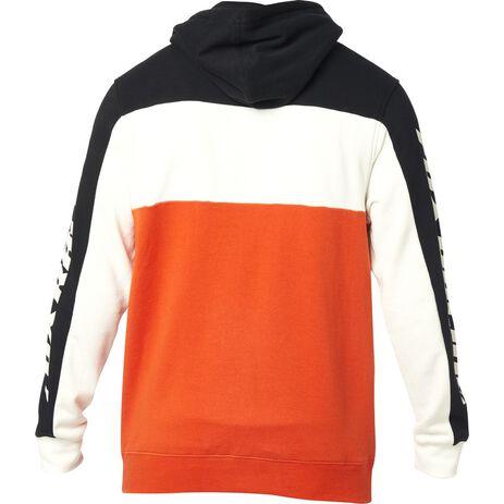 _Sweat Fox Charger Noir/Orange   24093-016   Greenland MX_