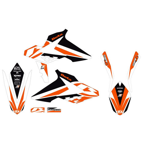 _Kit Deco Blackbird Dream 4 Beta RR 2T/4T 13-17 | 2B03N | Greenland MX_