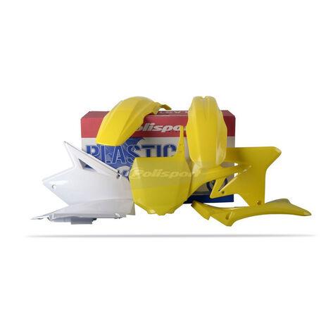 _Kit Plastiques Polisport Suzuki RMZ 250 07-09 | 90123 | Greenland MX_