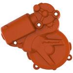 _Protecteur Couvercle Allumage KTM EXC 250/300 11-16 Freeride 250 R 15-17 Orange | 8464300002 | Greenland MX_