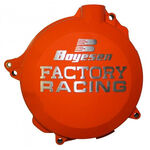 _Couvercle D´Embrayage Boyesen EXC-F 250 13-16 350 12-16 SX-F 250 13-15 350 11-15 Orange | BY-CC-44AO | Greenland MX_
